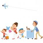 旅行直前。インターネットでも気軽に入れる、海外旅行保険とは!